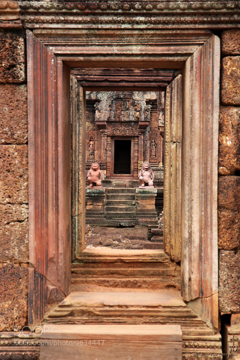 Photograph ancient angkor by y b on 500px
