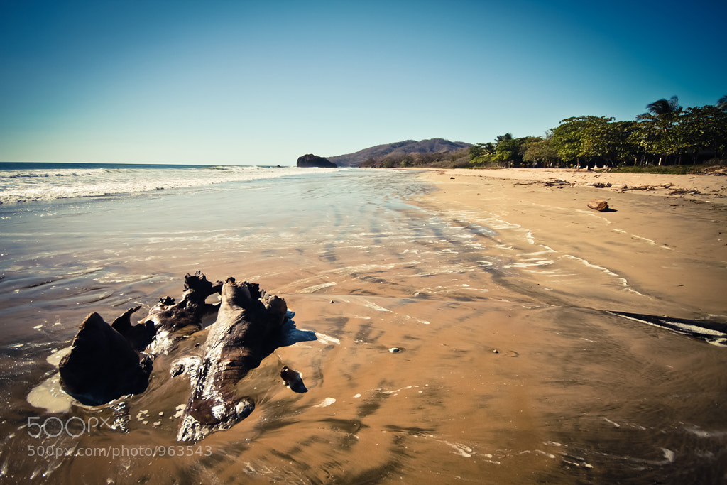 Photograph Playa Grande, Costa Rica 2011 by O'Neil Castro on 500px