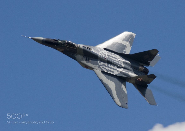 Photograph Mikoyan MiG-29 Fulcrum by Royston Munn on 500px