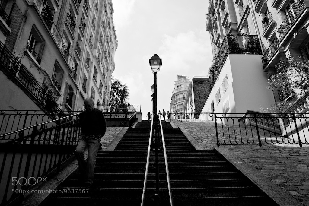 Photograph Paris /  Montmartre by Marco Cappella on 500px