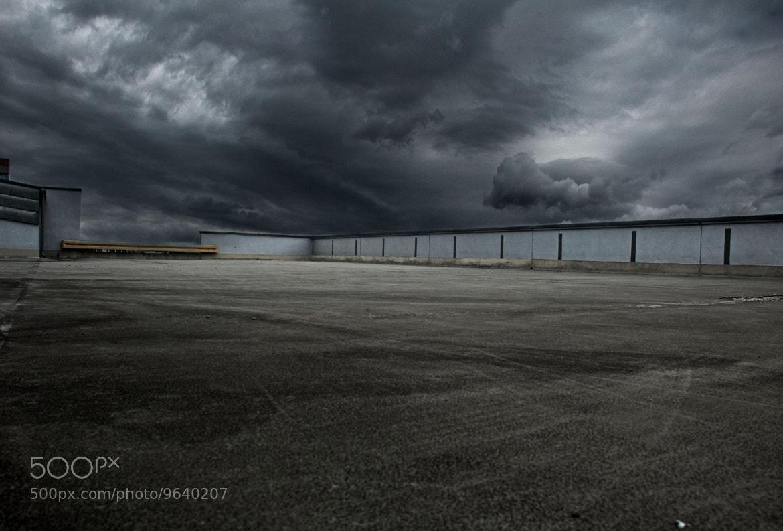 Photograph Parkinglot by Jonas Nefzger on 500px