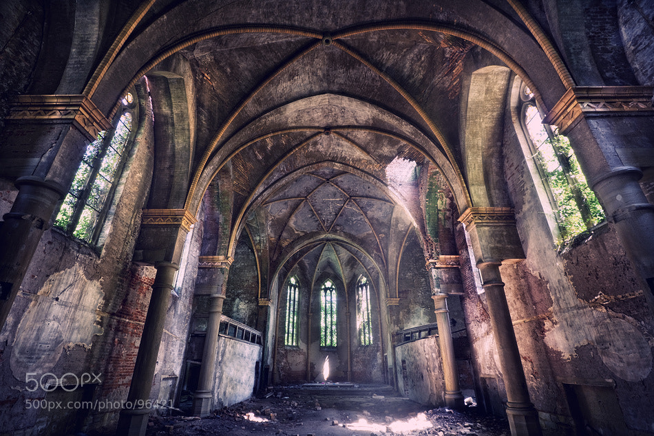 Photograph evanescent holiness by Sven Fennema on 500px