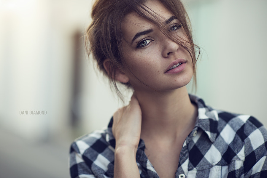 Rachel - Natural Light by Dani Diamond on 500px.com