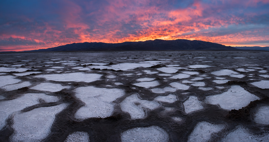 Photograph The Majesty of Cottonball Basin, Death Valley National Park by Brian Matiash on 500px