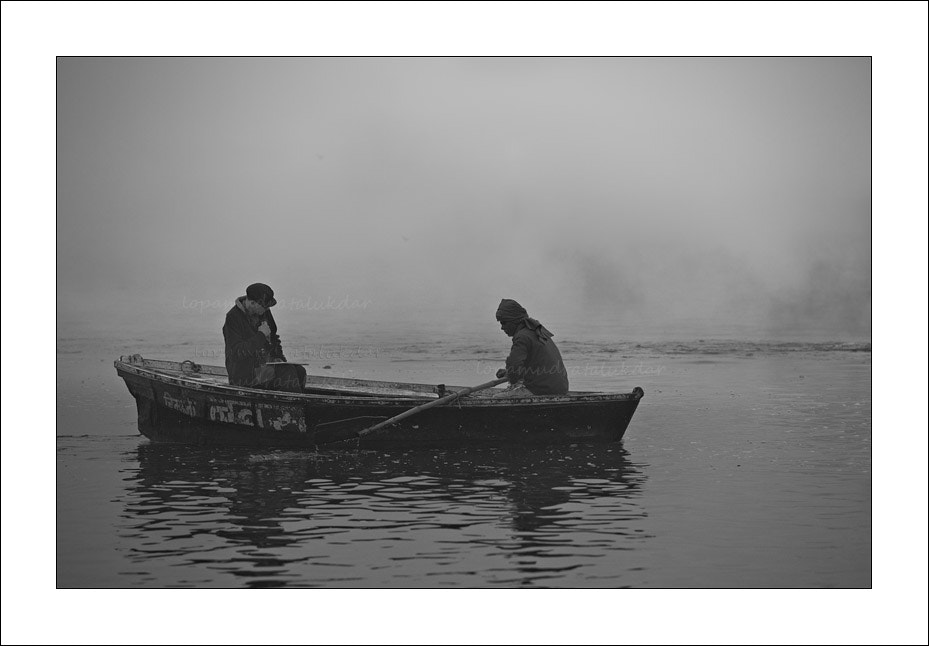 Photograph Sailing in the fog by LOPAMUDRA TALUKDAR on 500px