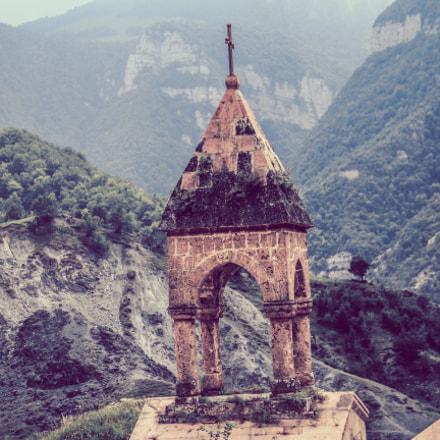 Dadivank monastery Nagorno-Karabakh