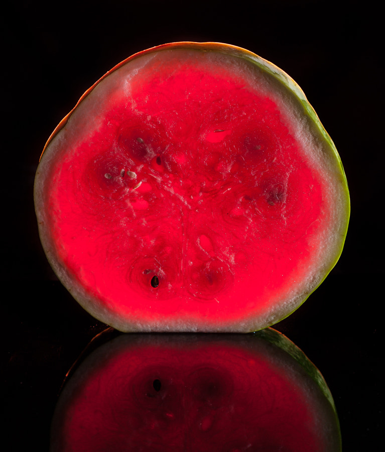 Photograph Watermelon Slice by Jay Scott on 500px