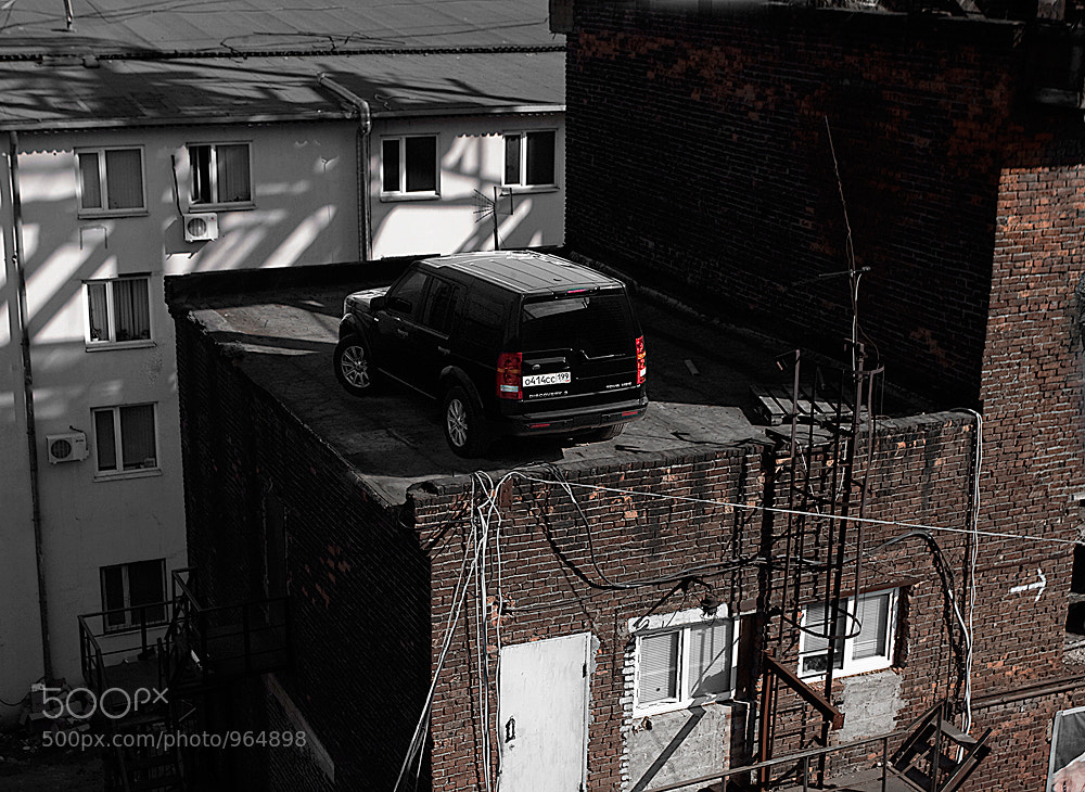 Photograph Moscow parking style by Viacheslav Krylov on 500px