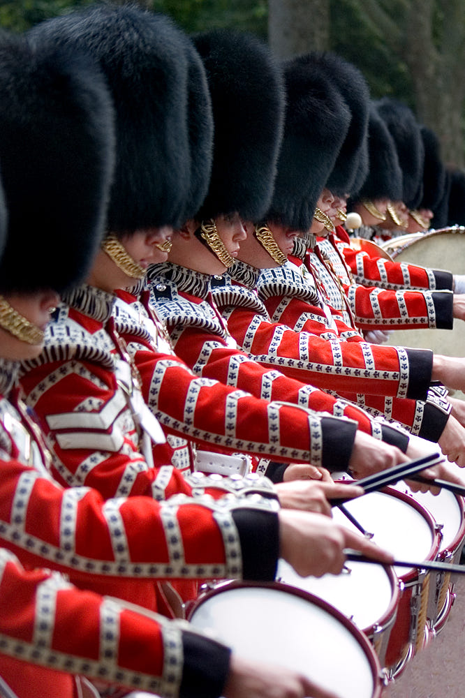 Coldstream Guards, London By Patrick / 500px