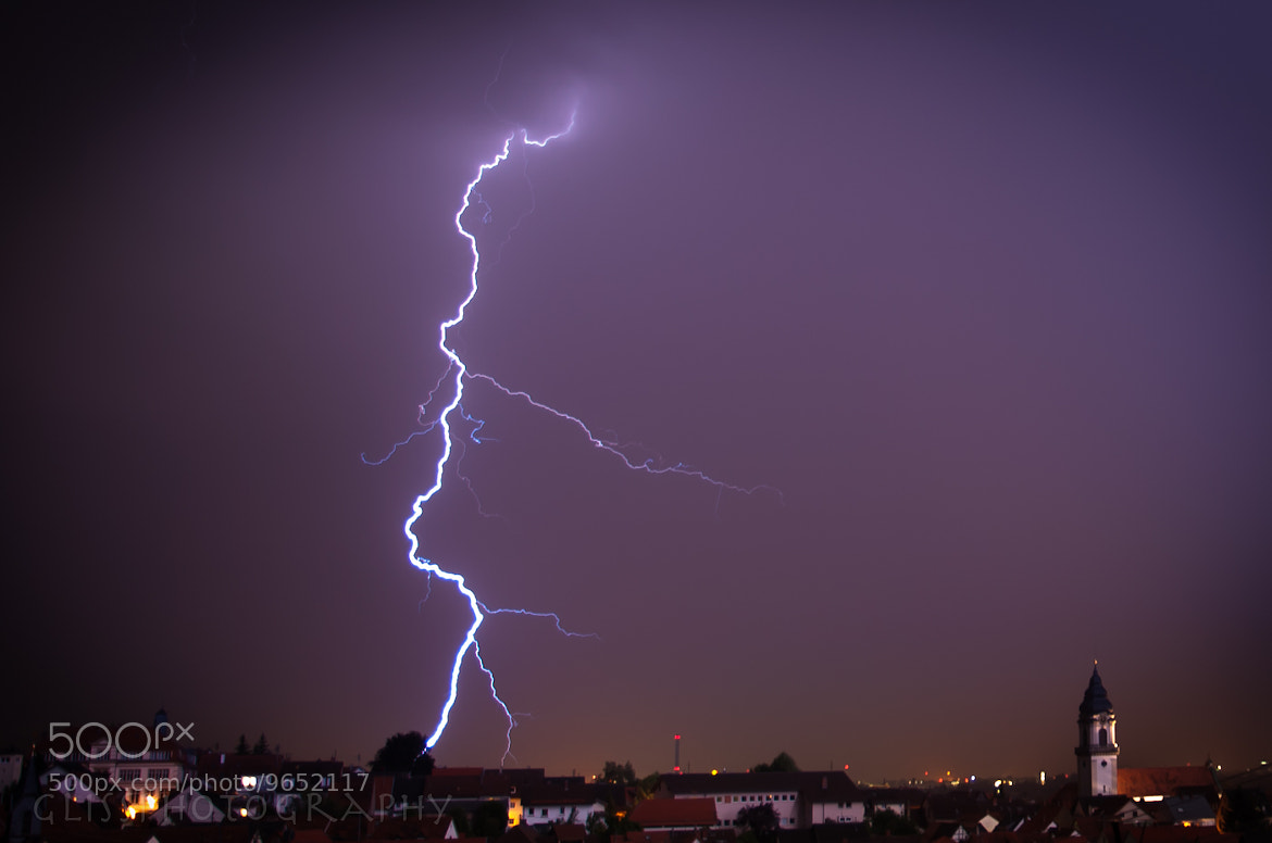 Photograph - the delicate sound of thunder - by Jonas Gliß on 500px