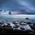Captured in Lofoten, march 2013.