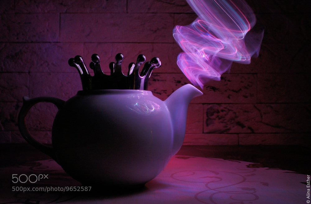 Photograph wonderful teapot by Alina Esther on 500px