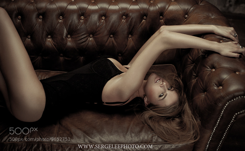 Photograph Sasha by Serge Lee on 500px