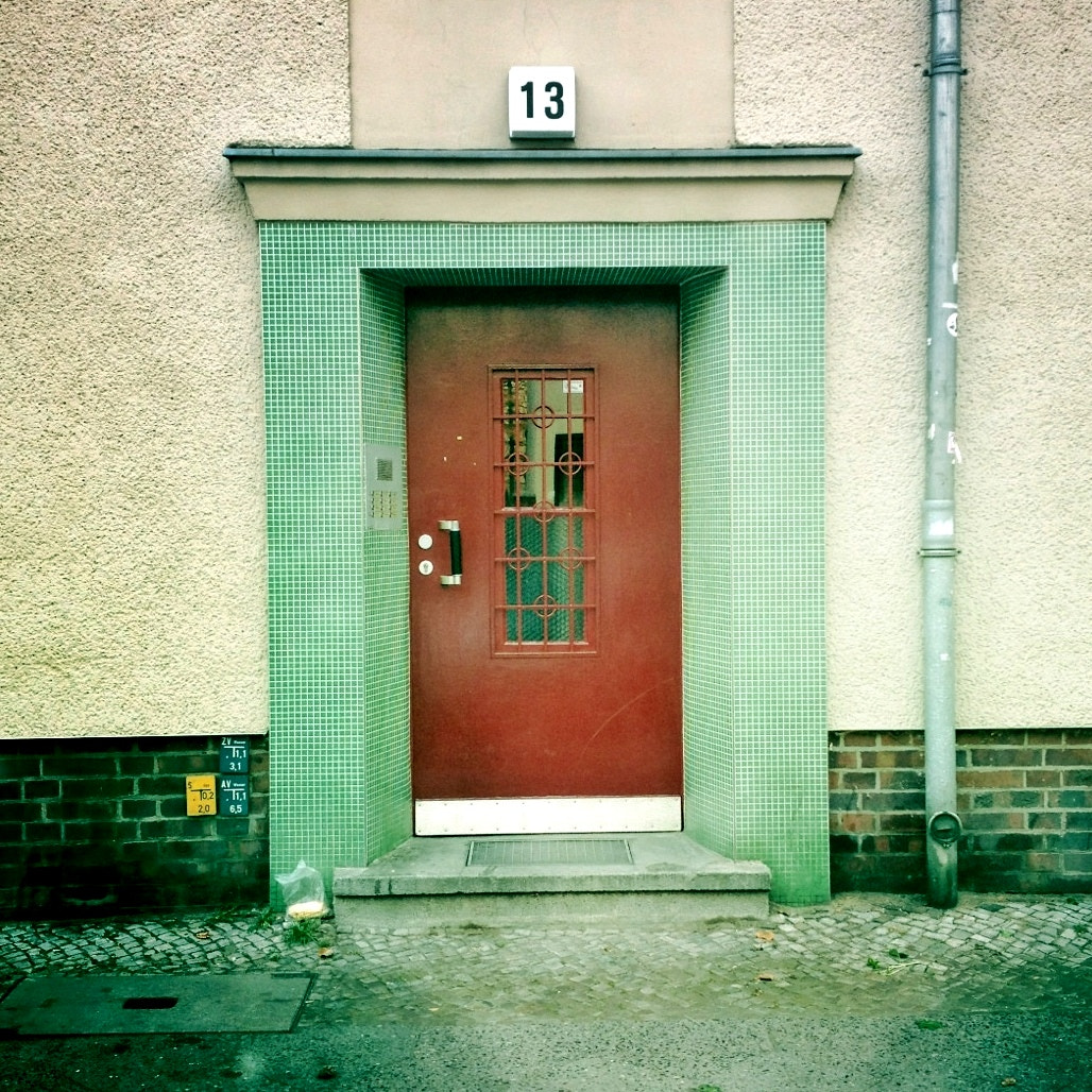 Photograph Door 13 by Logo Paede on 500px