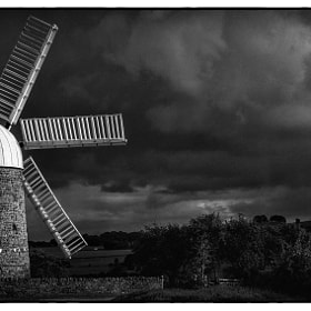 Heage Windmill by David Guyler (calbo)) on 500px.com