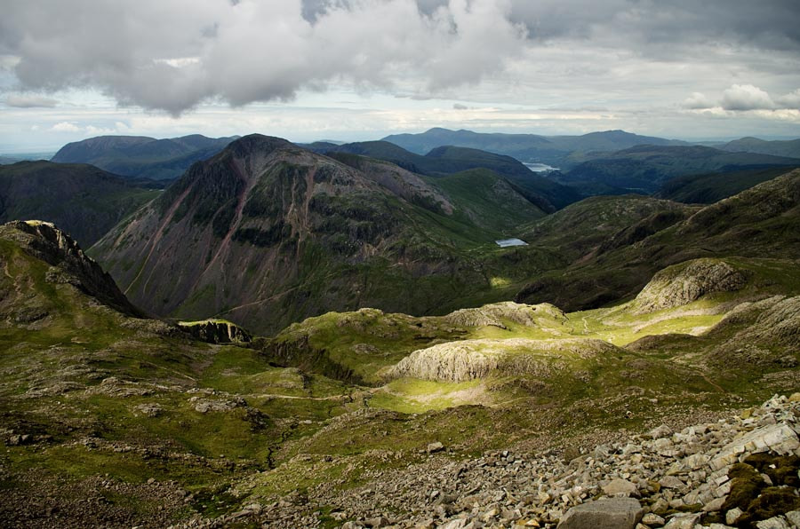 Photograph Great Gable by Chris Jones on 500px