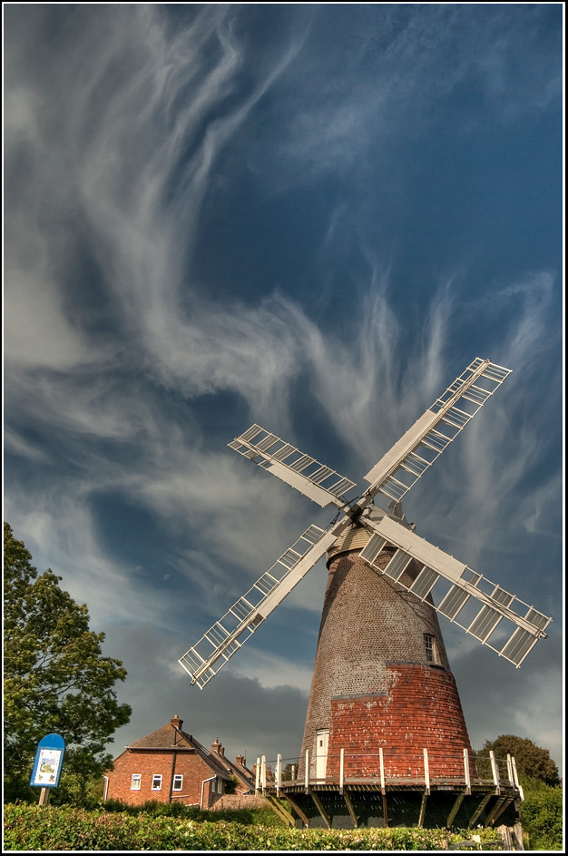 Photograph Polegate windmill by Adrian Backshall on 500px