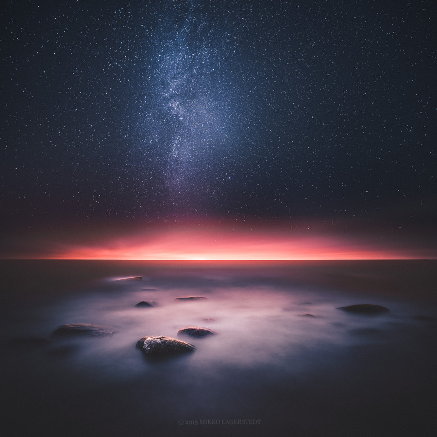 The Whole Universe Surrenders by Mikko Lagerstedt on 500px.com