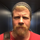 Постер, плакат: Abraham Actors Michael Cudlitz Photos TheWalkingDead
