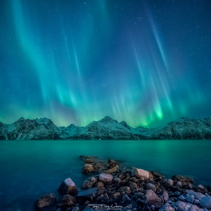 Emerald Sky by Tor-Ivar Næss on 500px.com