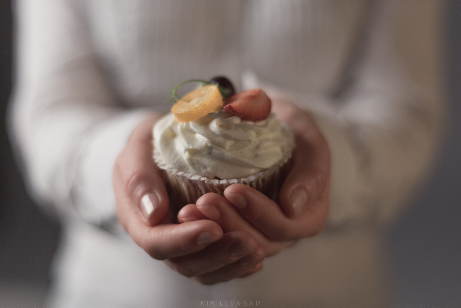 Photograph Would you like a cupcake ? ;) by Kirill Vagau on 500px