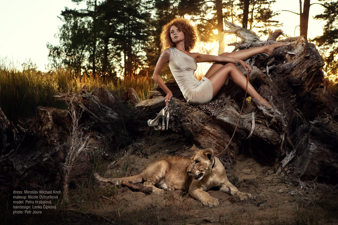 Photograph Wild fashion by Petr Joura on 500px