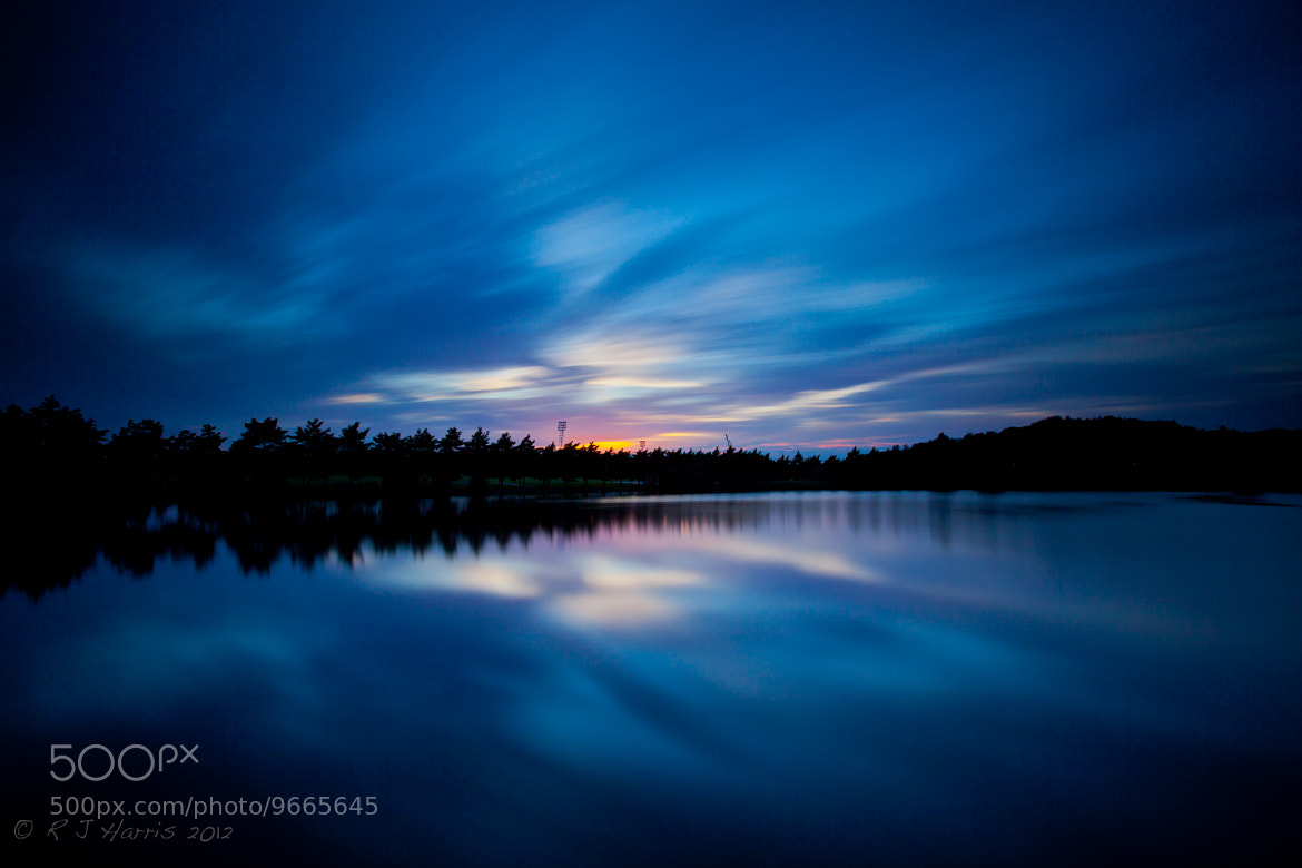 Photograph Long Exposure @ Lakeside by Rob Harris on 500px