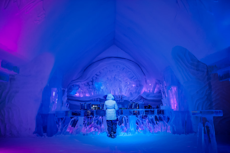 IceBar by D Cazal on 500px.com