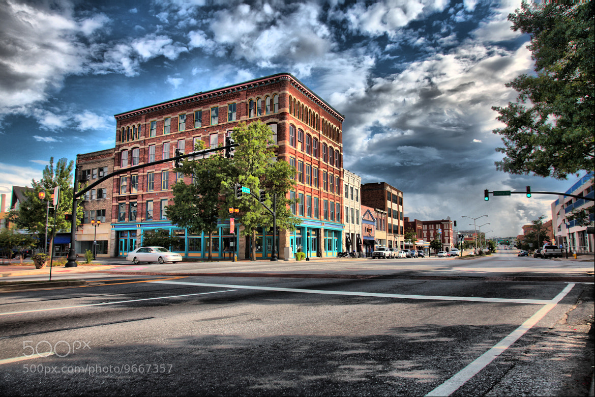 Photograph down town Macon Ga by Michael Martin on 500px