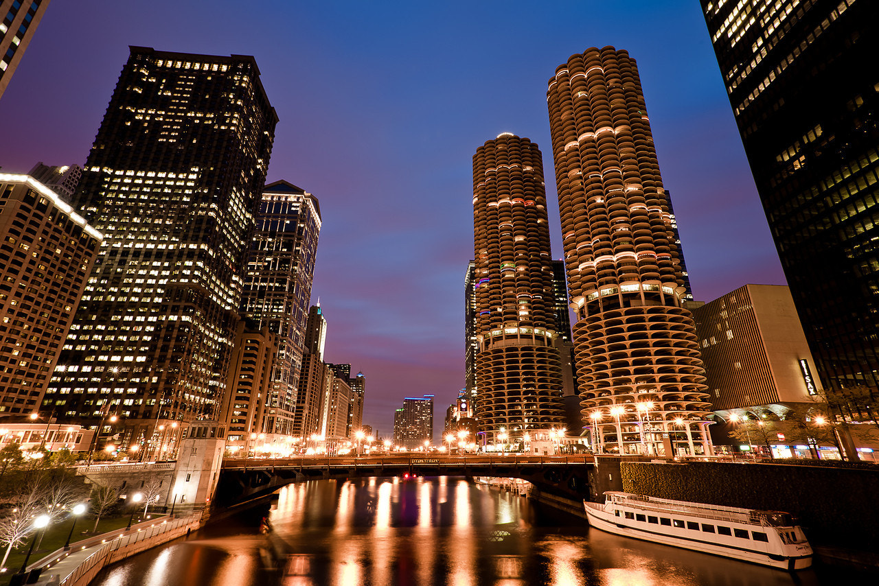 Photograph Chicago River by Paul Bellinger on 500px