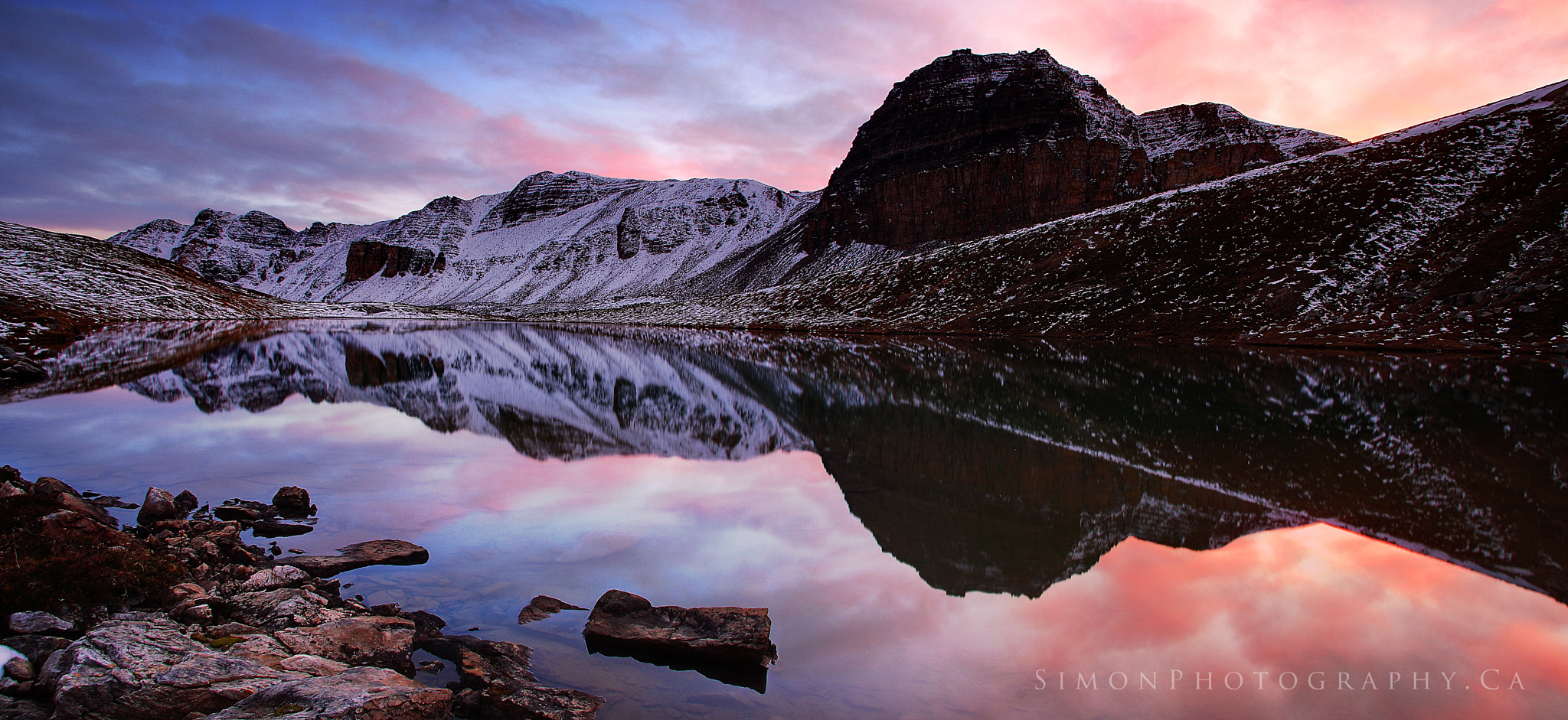 Photograph Helen Lake Sunset by Simon Rumford on 500px