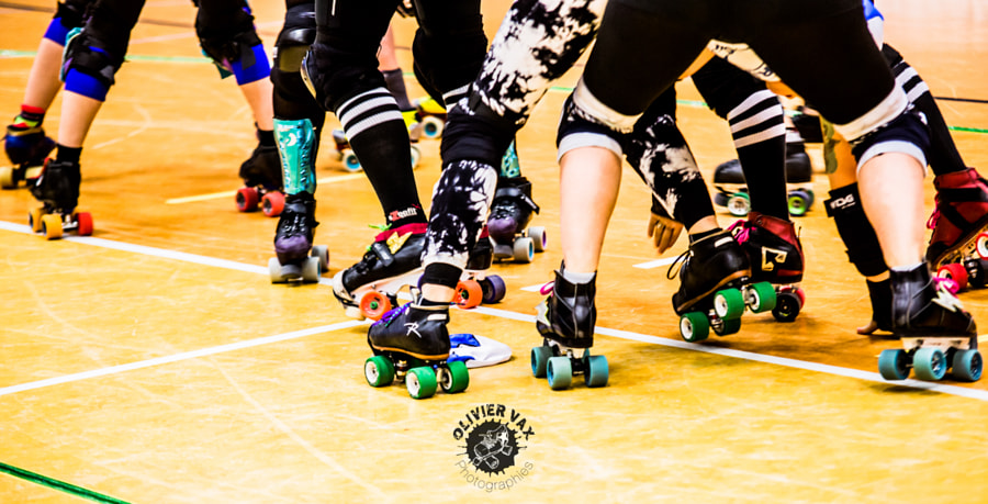 Roller Derby : SVRG Vs PRG