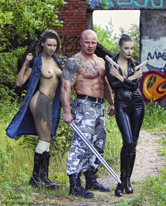 Photograph Wars from the future by Vladimir Dedal Larionov on 500px