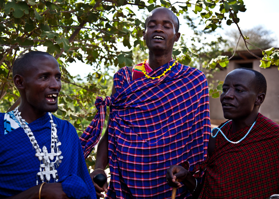 Maasai tradition