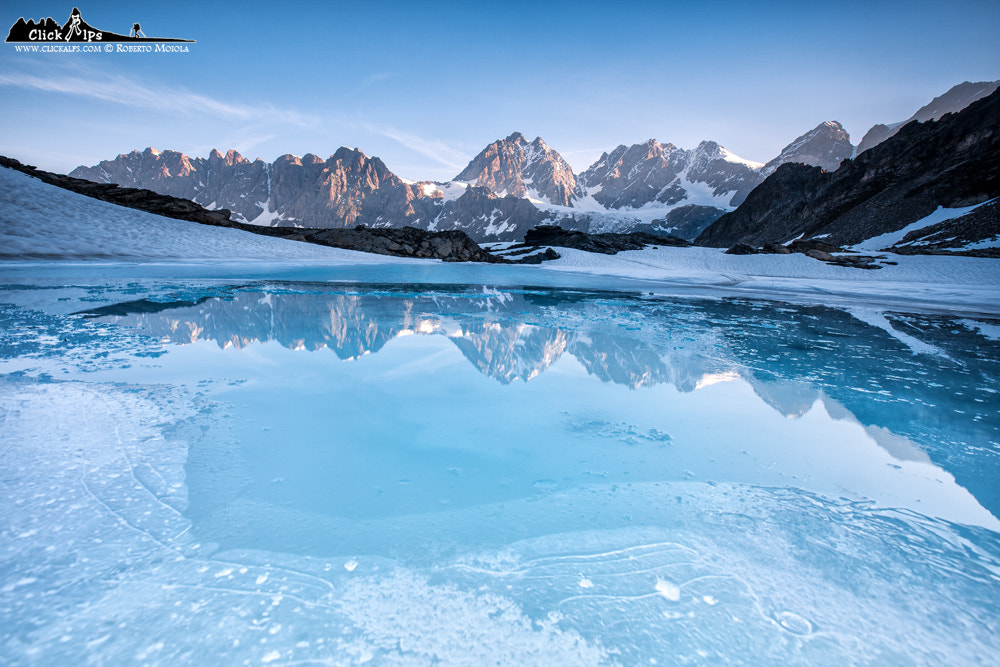 Photograph Iced sunrise by Roberto Sysa Moiola on 500px