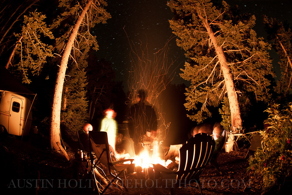 Photograph Camping in Utah by Austin Holt on 500px