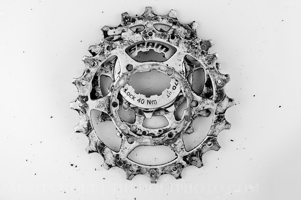 Photograph Bike Gears by Austin Holt on 500px