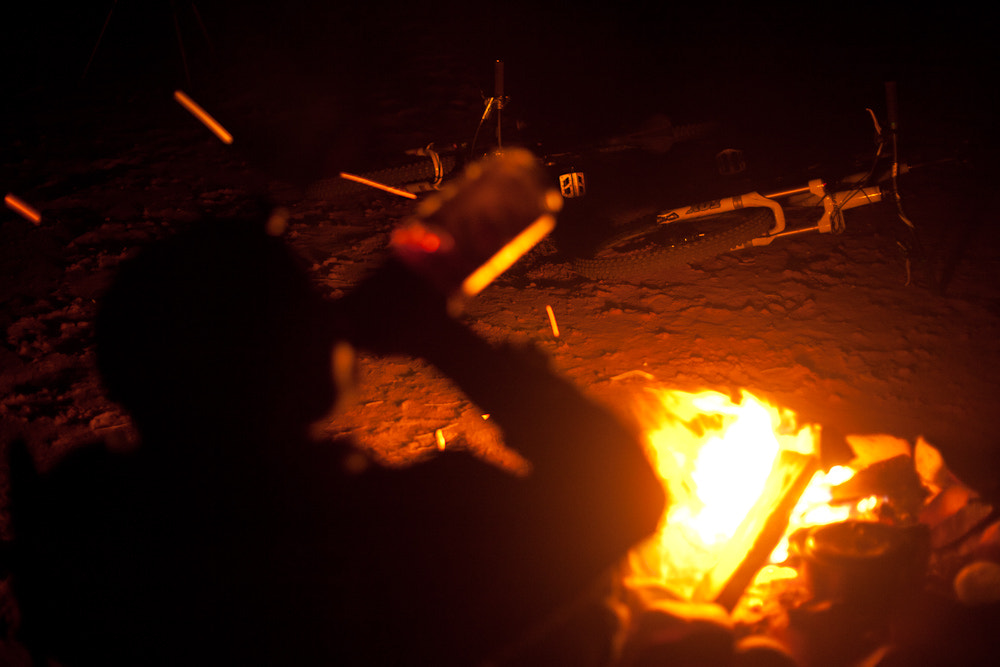 Photograph Campfire Stories by Austin Holt on 500px