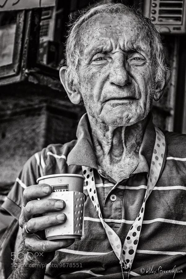 Photograph Coffee Break by Alex Greenshpun on 500px