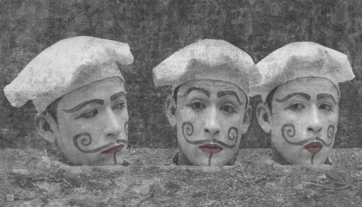 """Photograph """"PERSONAGES"""" 06 by Vitalii Hitrov on 500px"""