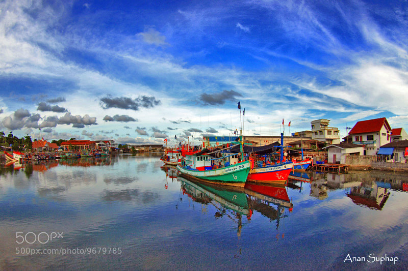 Photograph Paknam Rayong Thailand by Anan Suphap on 500px