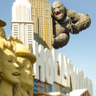 Постер, плакат: Hanging Gorilla in Branson Missouri