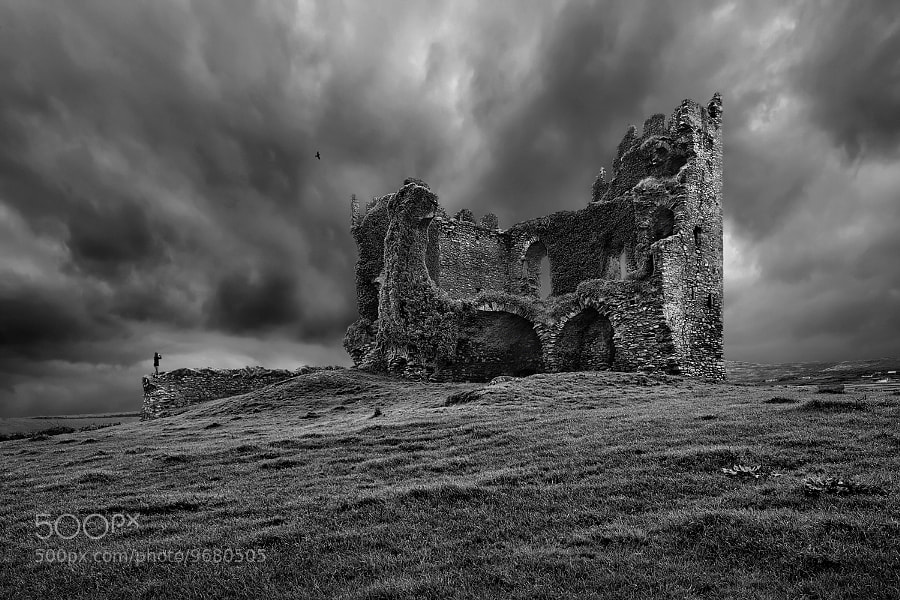 Photograph The Old Castle`s Story... by Pawel Kucharski on 500px