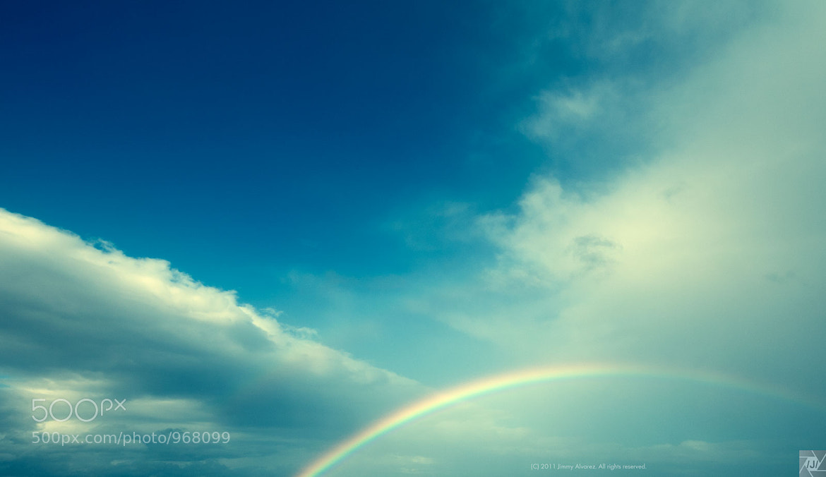 Photograph In rainbows by Jimmy Álvarez on 500px