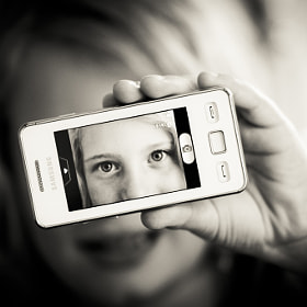mobile phone-eye by Sven Becker (becker11)) on 500px.com