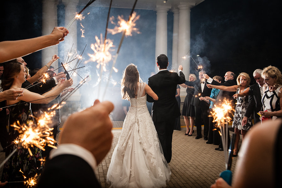 Photograph Sparkler Exit by Robert Holley on 500px