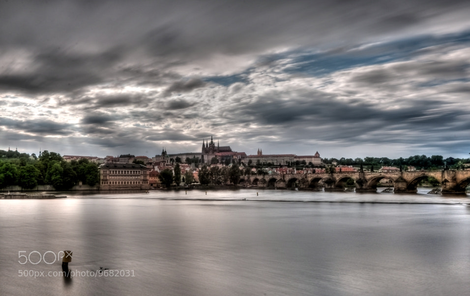 Photograph Prague Castle by Karel Hajek on 500px