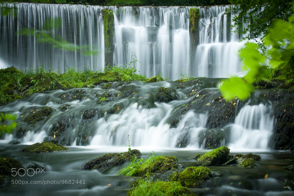 Photograph Mystic waterfall by Marcel Kerkhof on 500px