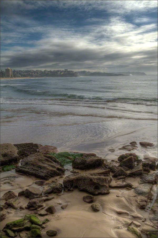 Photograph Manly Beach  by Andrew Barrow LRPS on 500px