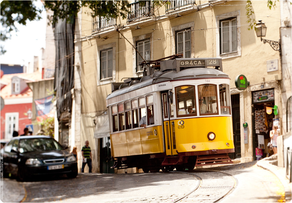 Photograph Tram #28. by Nessa  G. on 500px